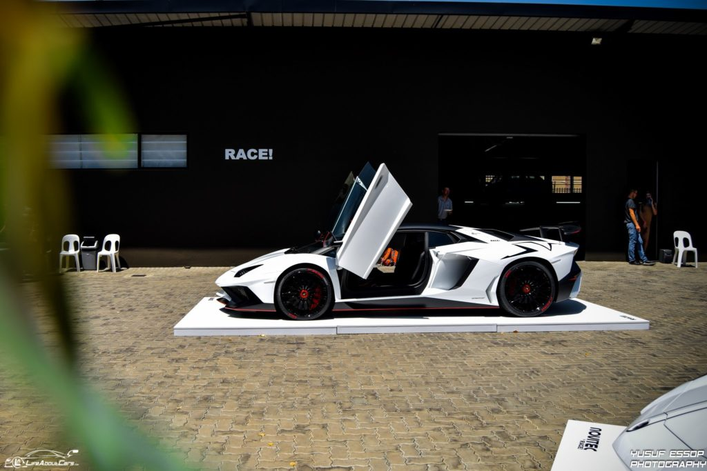 First Aventador Lp750 4 Sv In South Africa And First With