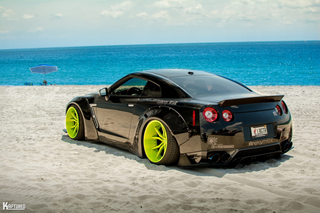Vivid Behemoth Lb Gt R R35 Armytrix Exhaust Blog And