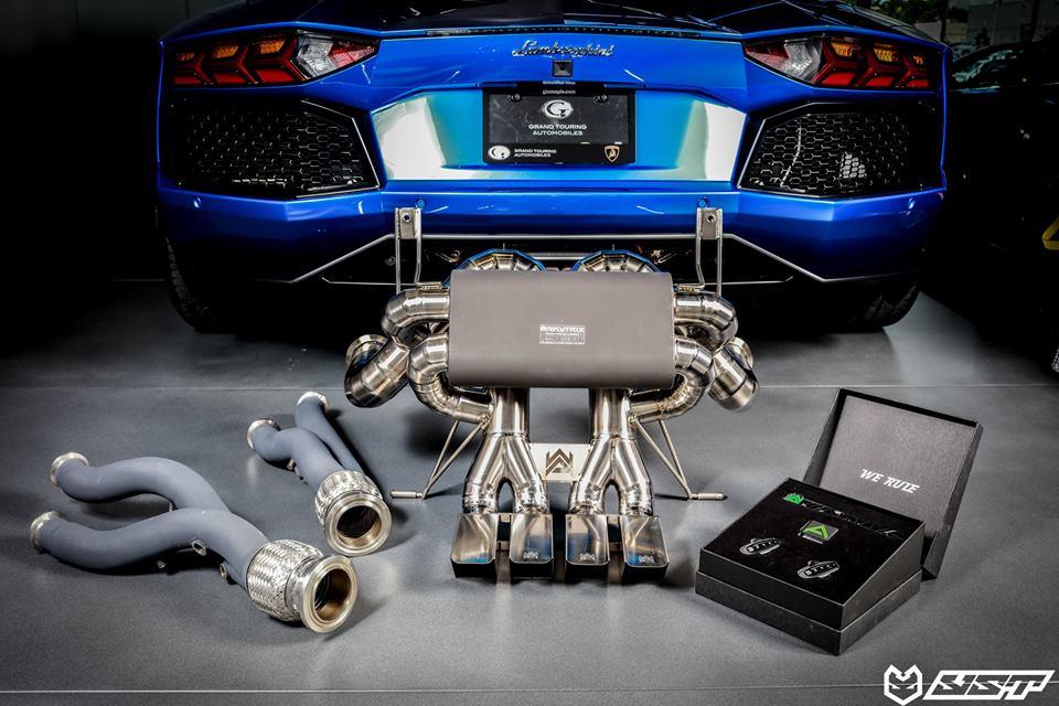 ARMYTRIX/Lamborghini