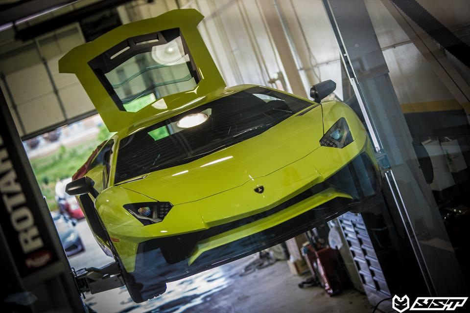 ARMYTRIX/Lamborghini Aventador 750-4 SV