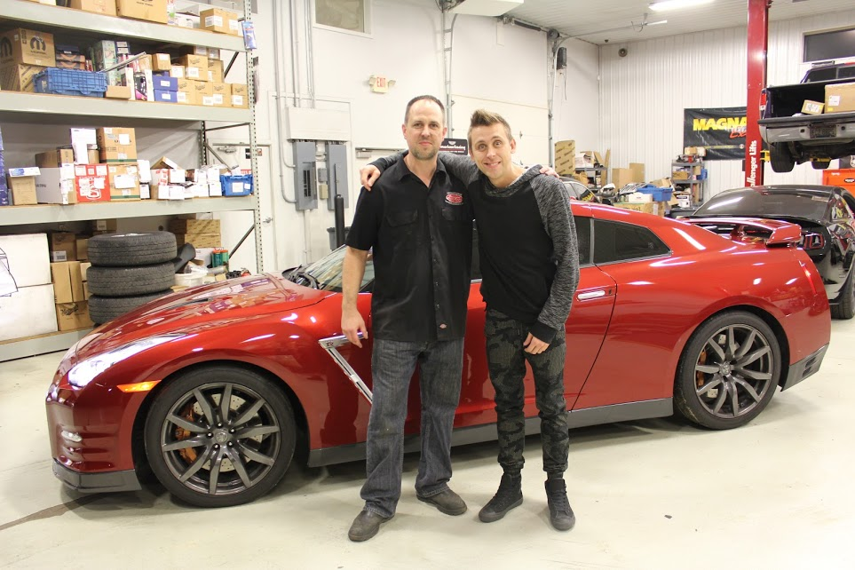 Performance Exhaust System >> Smile More with Roman Atwood & Armytrix GT-R - Blog And News - ARMYTRIX Weaponized Exhaust