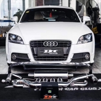 2019 audi tt mk2 8j armytrix valvetronic exhaust performance tuning upgrade price mods review