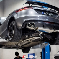 2019 audi tt 8j mk2 armytrix valvetronic exhaust performance tuning upgrade price mods review
