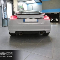 2019 audi tt 8s mk3 armytrix valvetronic exhaust performance tuning upgrade price mods review