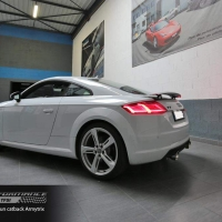 Audi Tt 8s Mk3 Quattro Armytrix Exhaust Mods Best Tuning