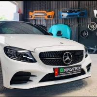 2019+ Facelift Mercedes Benz C300 C-class Armytrix Aftermarket