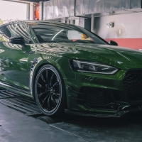 2019 audi rs5 r b9 coupe abt armytrix valvetronic exhaust performance tuning upgrade price mods review