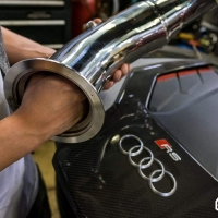 2019 audi rs5 b9 armytrix valvetronic exhaust performance tuning upgrade price mods review