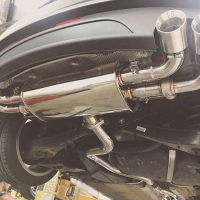 audi tt 8j armytrix valvetronic exhaust tuning price