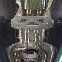 BMW G80 G81 m3 / G82 G83 M4 armytrix valvetronic exhaust tuned