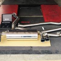 bmw f3x 335i 435i armytrix valvetronic exhaust