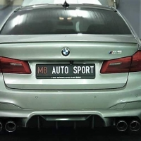 2019 bmw f90 m5 armytrix valvetronic exhaust performance tuning upgrade price mods review