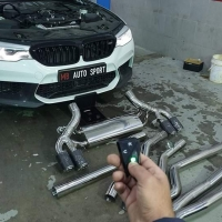 2019 bmw m5 f90 armytrix valvetronic exhaust tuning performance parts price mods review