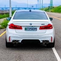 2018 bmw m5 f90 armytrix valvetronic exhaust wiki tuning price best mods