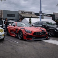 Mercedes AMG GT armytrix exhaust valvetronic