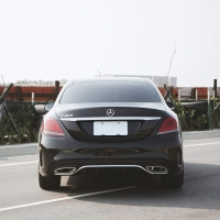 2019+ Facelift Mercedes Benz C300 C-class Armytrix Aftermarket