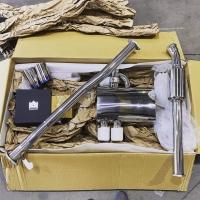 mini cooper s f56 armytrix exhaust valvetronic