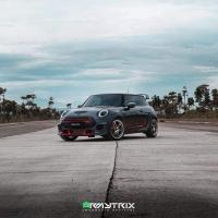 mini cooper s gp3 armytrix full turbo back exhaust