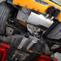 mini cooper f56 s jcw armytrix valvetronic exhaust