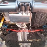 mini cooper f56 jcw armytrix valvetronic exhaust