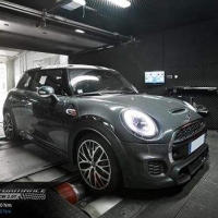 mini cooper f56 s jcw armytrix valvetronic exhaust tuning