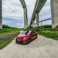 volkswagen golf 8 gti exhaust turbo back armytrix valvetronic exhaust