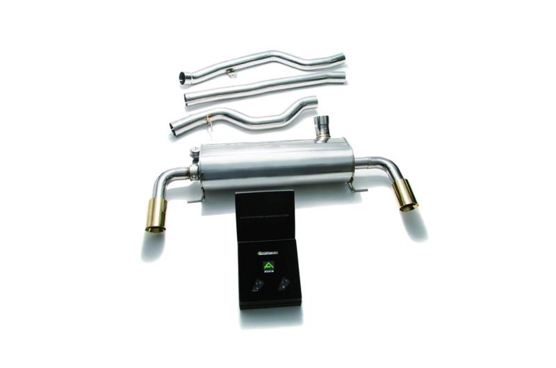 bmw g20 320i 330i b48 b46 non-opf opf armytrix exhaust valvetronic system