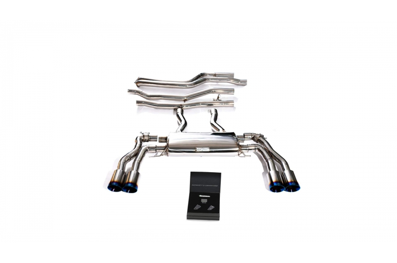 bmw f97 f98 X3m x4m armytrix exhaust valve performance mods upgrade price review