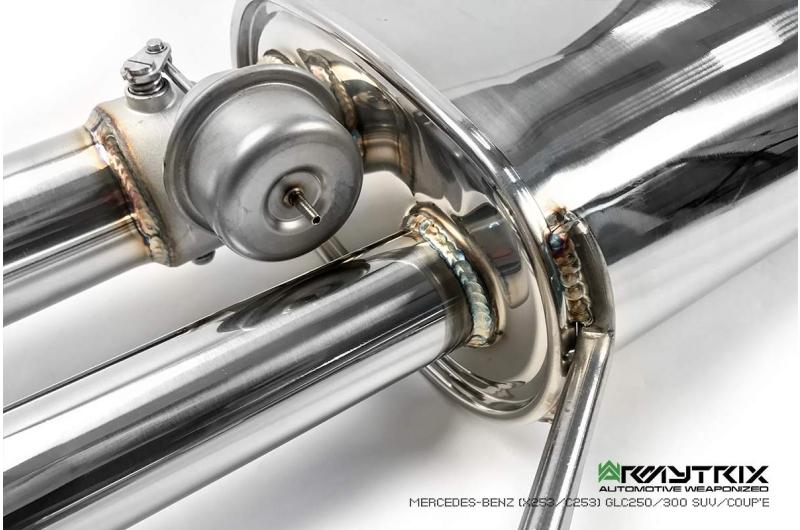 Mercedes Benz Glc250 Glc300 Armytrix Exhaust Mods Best