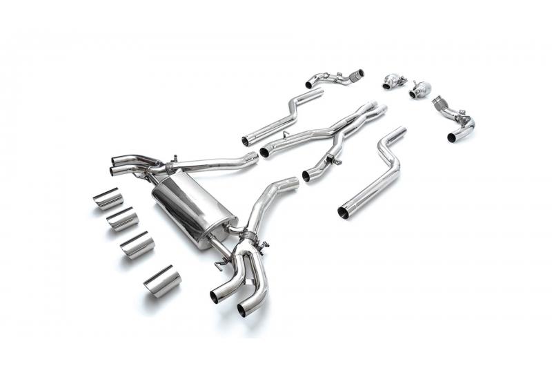BMW | F95 X5M F96 X6M | Armytrix Valvetronic Exhaust System