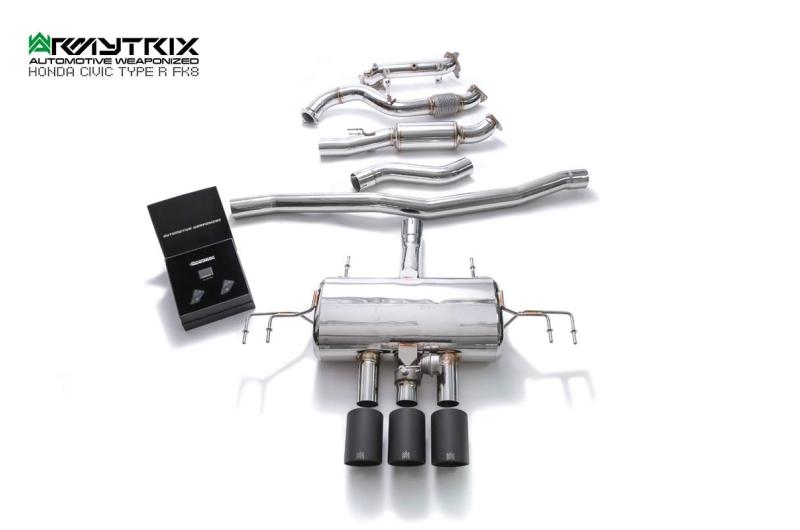 Honda Civic Type-r (fk8 - 10th Gen) Armytrix Exhaust