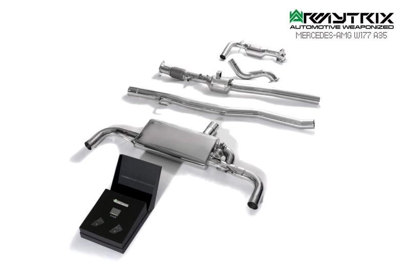 mercedes-benz-w177-a35-armytrix-exhaust-valvetronic