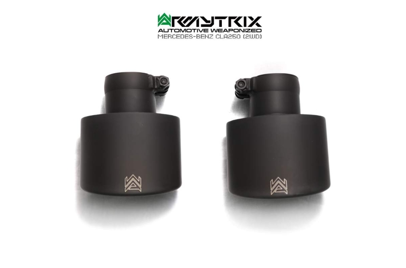 mercedes benz cla180 cla200 cla250 armytrix valvetronic exhaust