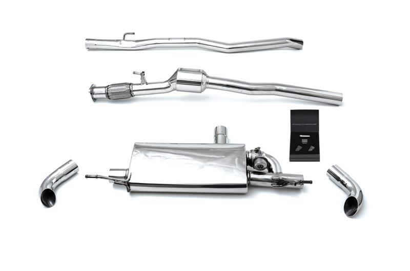 Mercedes | GLB 250 | Armytrix exhaust system